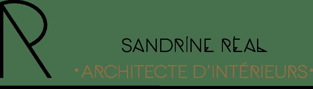 Sandrine Réal architecte d'intérieur Logo